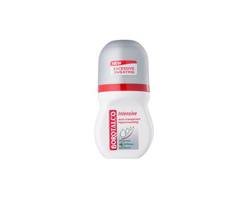 Borotalco Kuličkový antiperspirant Intensive 50 ml
