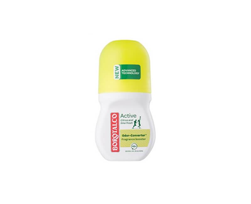 Borotalco Kuličkový deodorant Active Citrus 50 ml