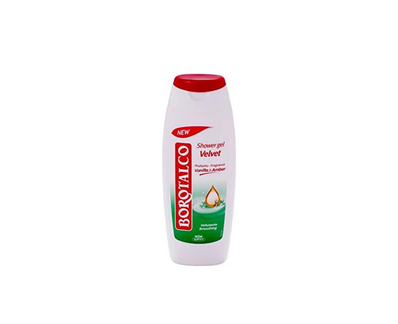 Borotalco Sprchový gel pro sametovou pokožku Velvet (Shower Gel) 250 ml