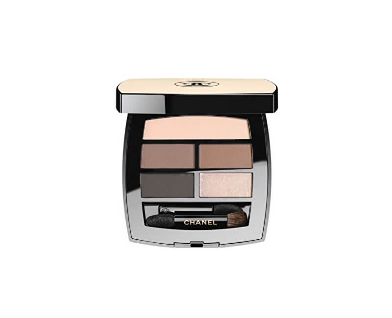 Chanel Paletka očních stínů (Healthy Glow Natural Eyeshadow Palette) 4,5 g