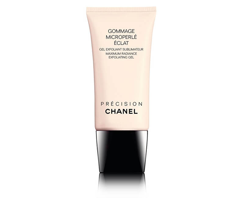 Chanel Rozjasňující exfoliační gel Gommage Microperle Eclat (Maximum Radiance Exfoliating Gel) 75 ml