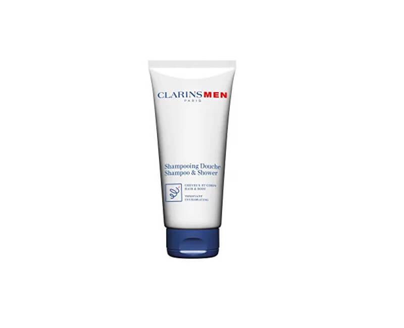 Clarins Osvěžující šampon na tělo a vlasy Clarins Men (Shampoo & Shower) 200 ml