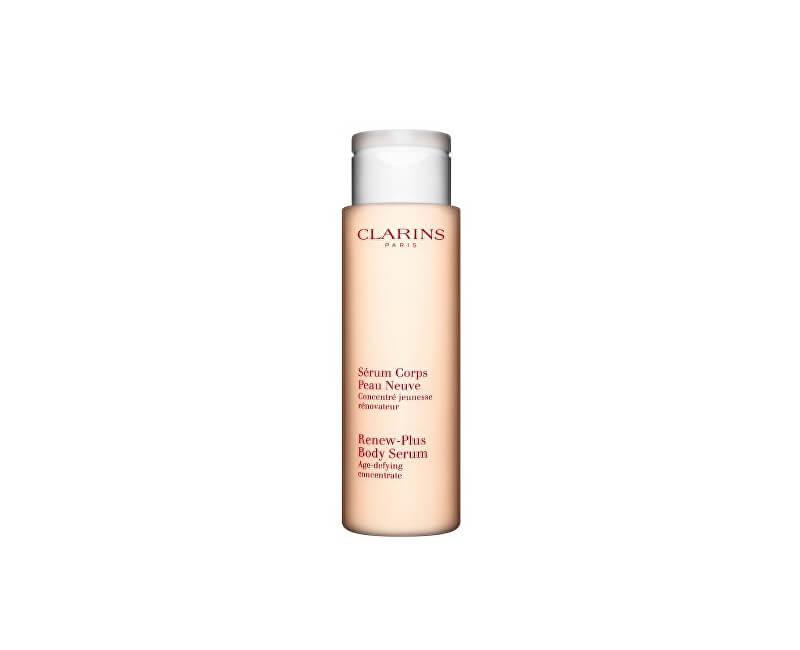 Clarins Sérum pro mladistvou pokožku těla (Renew-Plus Body Serum) 200 ml