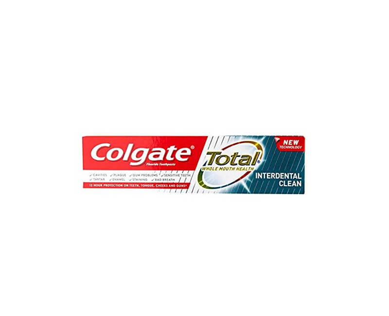 Colgate Zubní pasta pro 12ti hodinovou ochranu Total Interdental Clean 75 ml