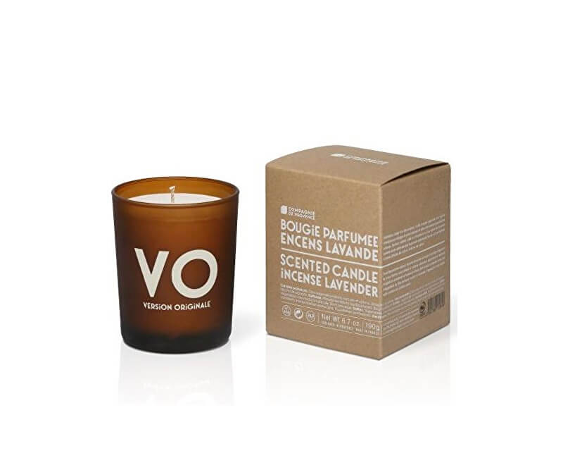 Compagnie de Provence Vonná svíčka Levandule (Scented Candle) 190 g