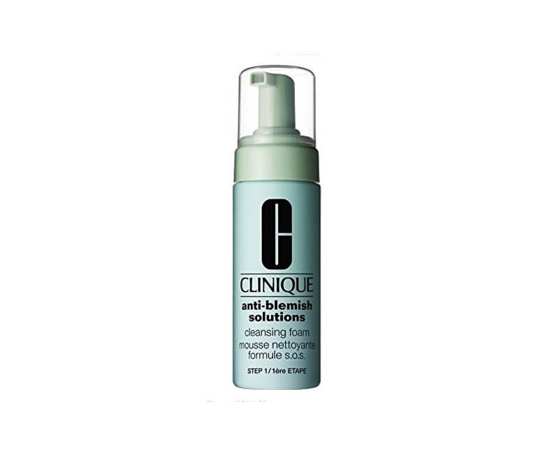 Clinique Čisticí pěna pro redukci rozšířených pórů anti-blemish solutions (Cleansing Foam) 125 ml