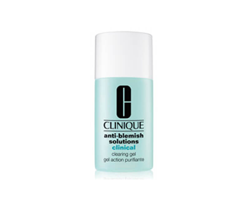 Clinique Lokální gel na akné (Anti-Blemish Solutions Clinical Clearing Gel)
