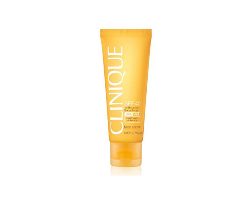 Clinique Opalovací krém na obličej SPF 40 (Face Cream) 50 ml