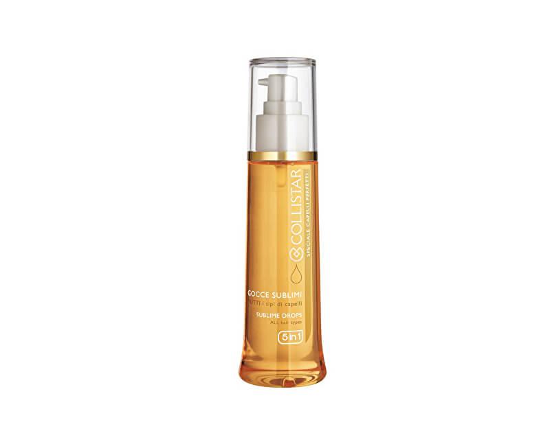Collistar Rozjasňující sérum pro lesk suchých vlasů (Sublime Drops) 100 ml f627e743c3