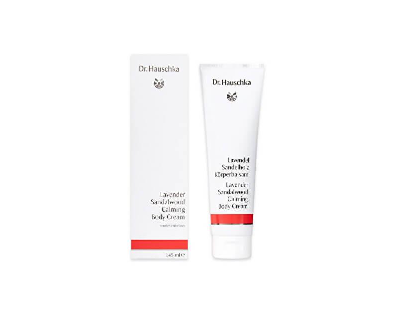 Dr. Hauschka Zklidňující tělový krém s levandulí a santalovým dřevem (Lavender Sandalwood Calming Body Cream) 145 ml
