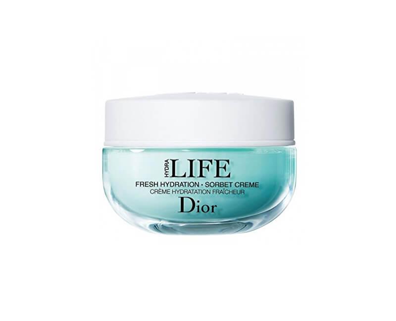 Dior Pleť ový krém pre intenzívnu hydratáciu Hydra Life (Fresh Hydration - Sorbet Creme) 50 ml