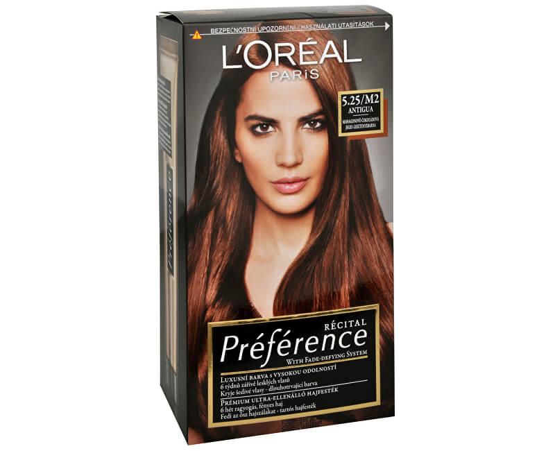 Loreal Paris Barva na vlasy Récital Préférence