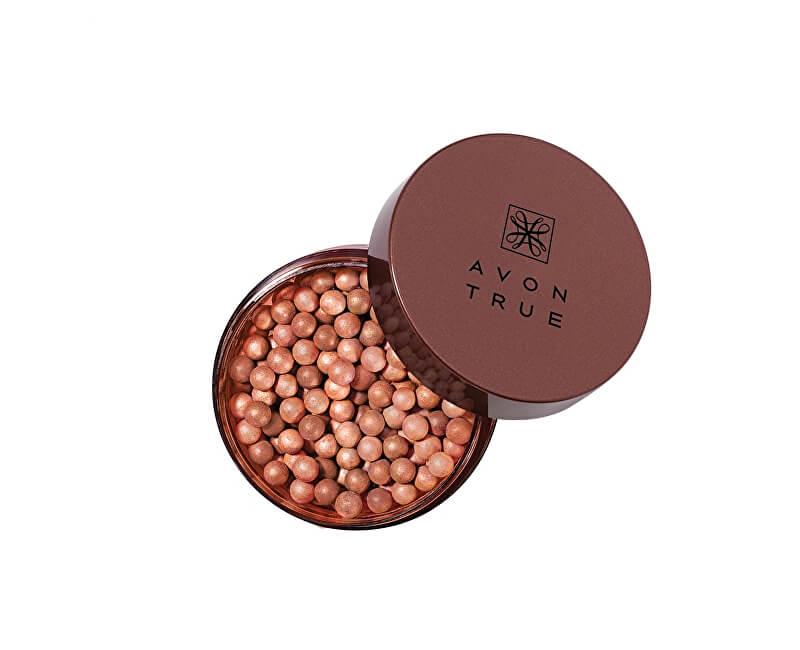 Avon Bronzové tónovací perly True (Bronzing Pearl Powder) 22 g