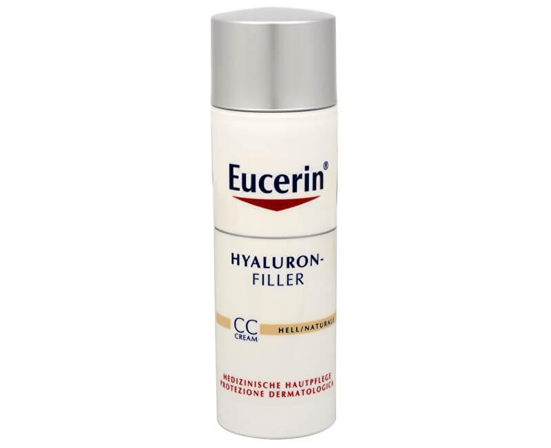 Eucerin CC krém SPF 15 Hyaluron-Filler 50 ml