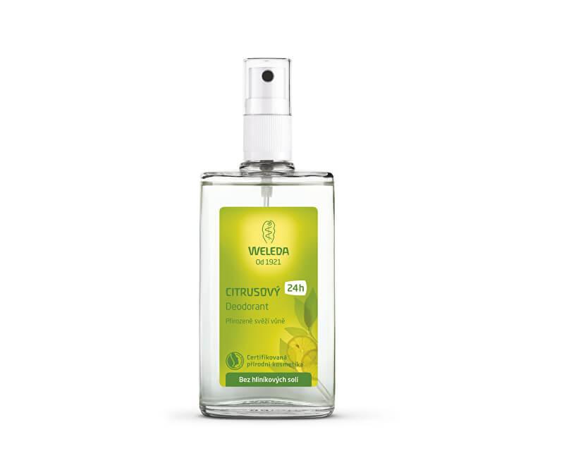 Weleda Citrusový deodorant 24H