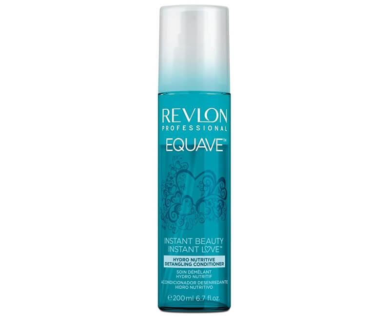 Revlon Professional Dvojfázový kondicionér pre výživu a hydratáciu Equave Instant Beauty (Hydro Nutritive Detangling Conditioner)