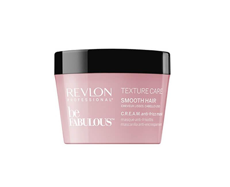 Revlon Professional Extra výživná uhlazující maska Be Fabulous Texture Care (Cream Anti-Frizz Mask)