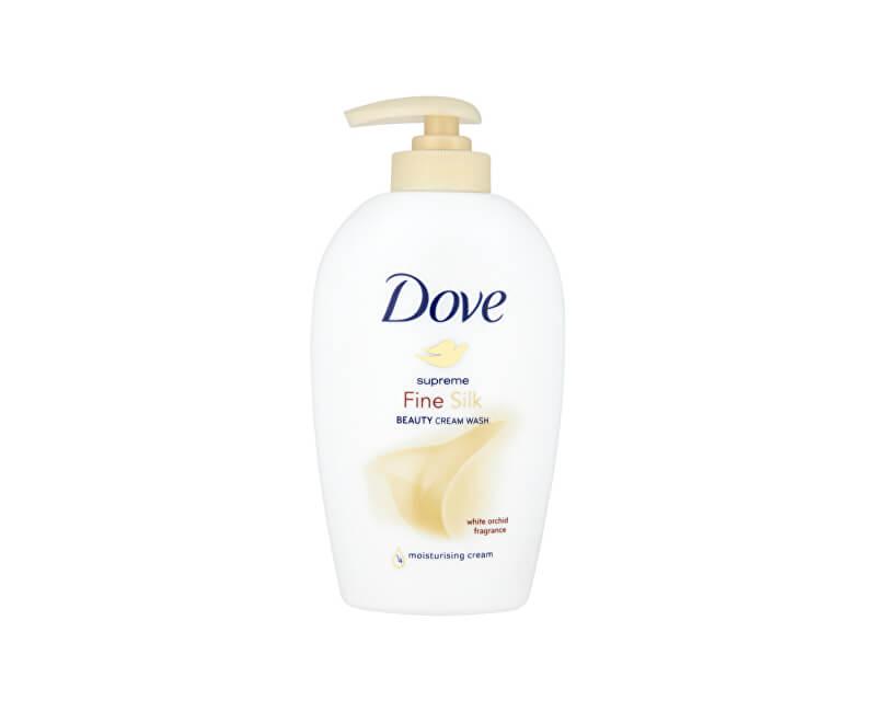 5524f12e2 Dove Hodvábne tekuté mydlo Supreme Fine Silk (Beauty Cream Wash ...
