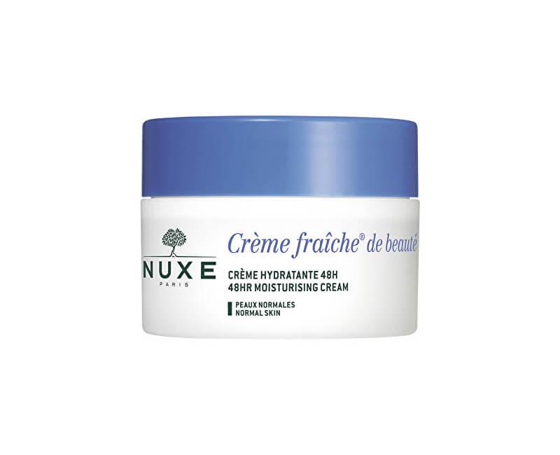 Nuxe Hydratační krém pro normální pleť Creme Fraiche De Beauté (48HR Moisturising Cream)