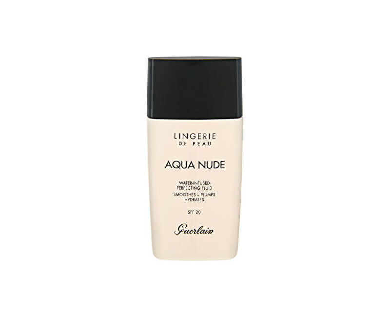 Guerlain Hydratační make-up SPF 20 Lingerie de Peau Aqua Nude (Water-Infused Perfecting Fluid) 30 ml