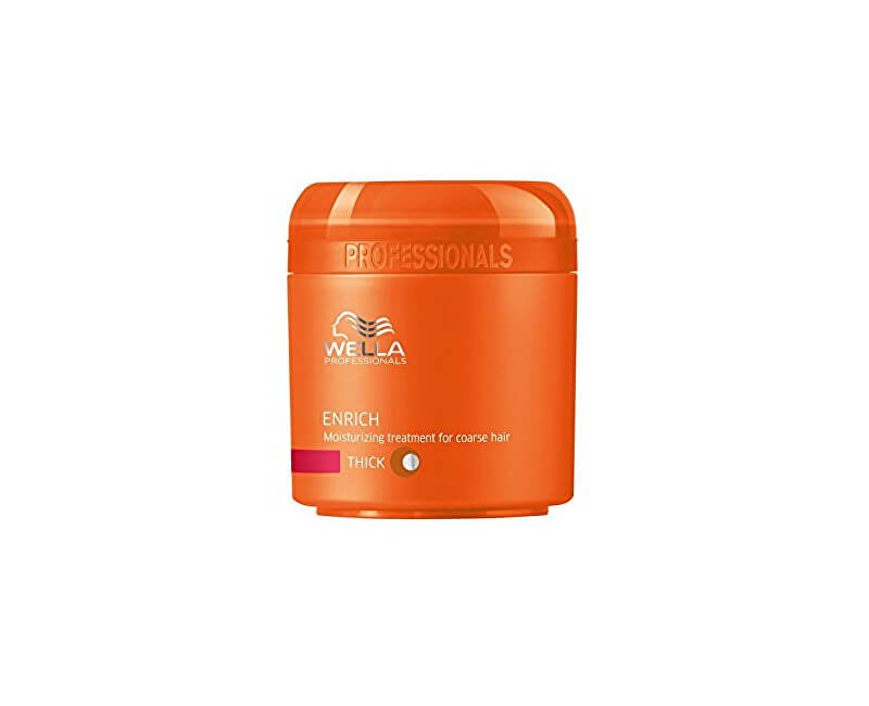 Wella Professionals Hydratační maska pro silné vlasy Enrich (Moisturizing Treatment For Coarse Hair)