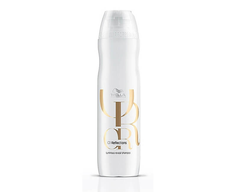 Wella Professionals Hydratační šampon pro zářivé vlasy Oil Reflections (Luminous Reveal Shampoo)