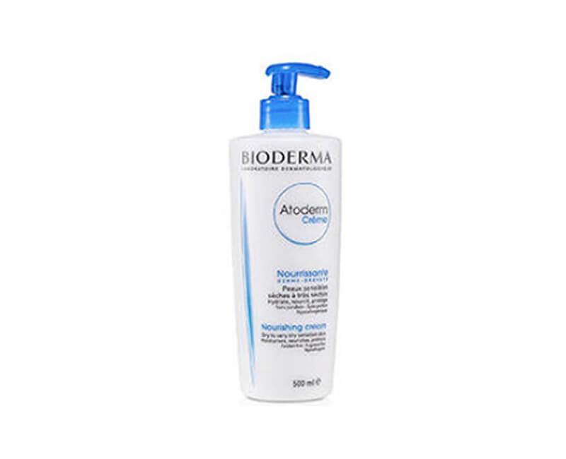Bioderma Hydratační tělový krém pro suchou, velmi suchou pokožku Atoderm Creme (Nourishing Cream)