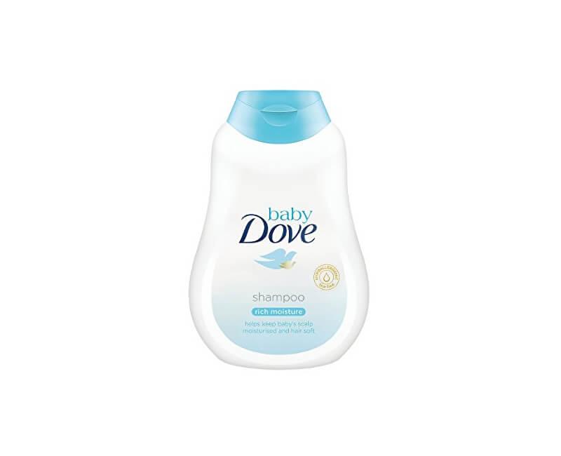 Dove Jemný šampon pro děti Baby (Rich Moisture Shampoo)