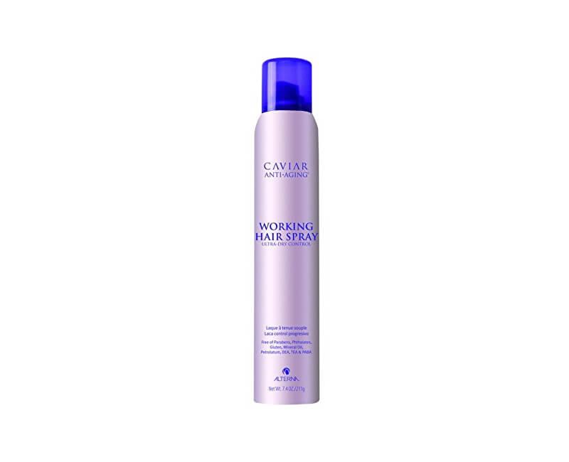 Alterna Kaviárový lak na vlasy Caviar Anti-Aging (Working Hair Spray)