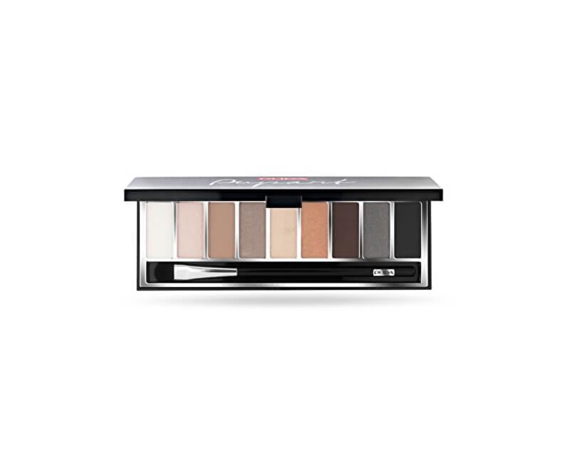 Pupa Kompaktní paletka 9 očních stínů Pupart (Eyeshadow Palette) 8 g