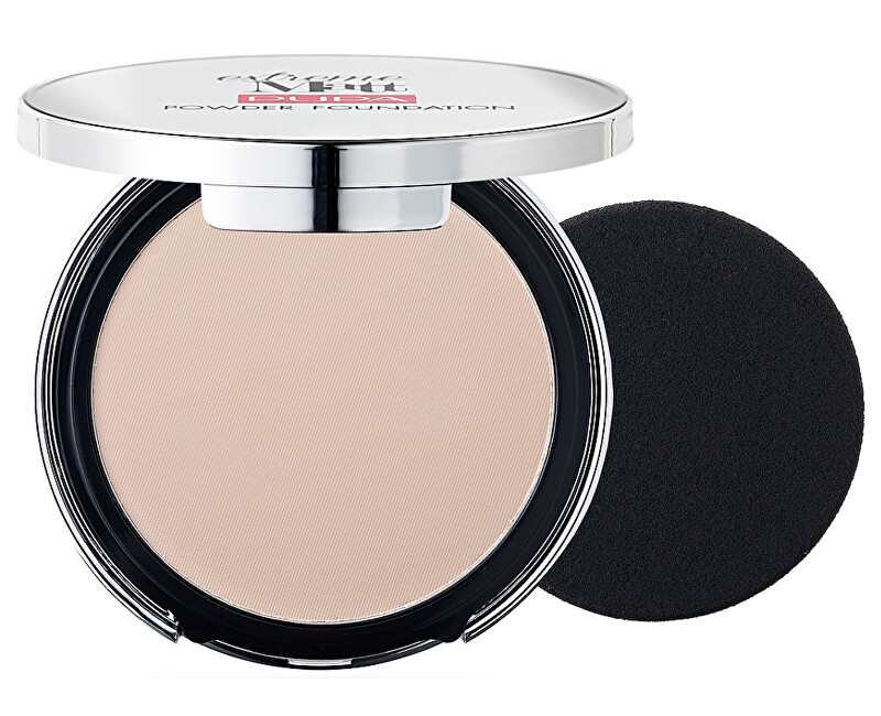 Pupa Kompaktní práškový make-up Extreme Matt (Compact Powder Foundation) 11 g