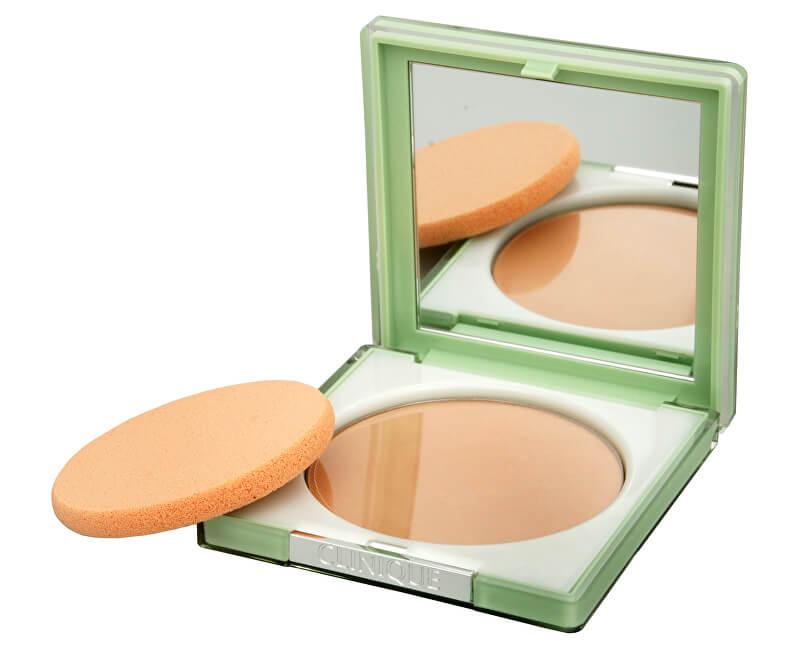 Clinique Kompaktní pudr pro dlouhotrvající matný vzhled (Stay-Matte Sheer Pressed Powder) 7,6 g