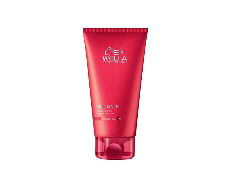 Wella Professionals Kondicionér pro jemné až normální barvené vlasy Brilliance (Conditioner For Fine/Normal Colored Hair)