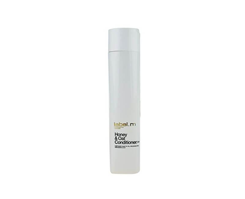 label.m Kondicionér s medem a ovsem pro suché a dehydratované vlasy Honey & Oat (Conditioner)