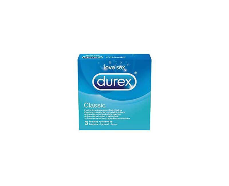 Durex Kondomy Classic