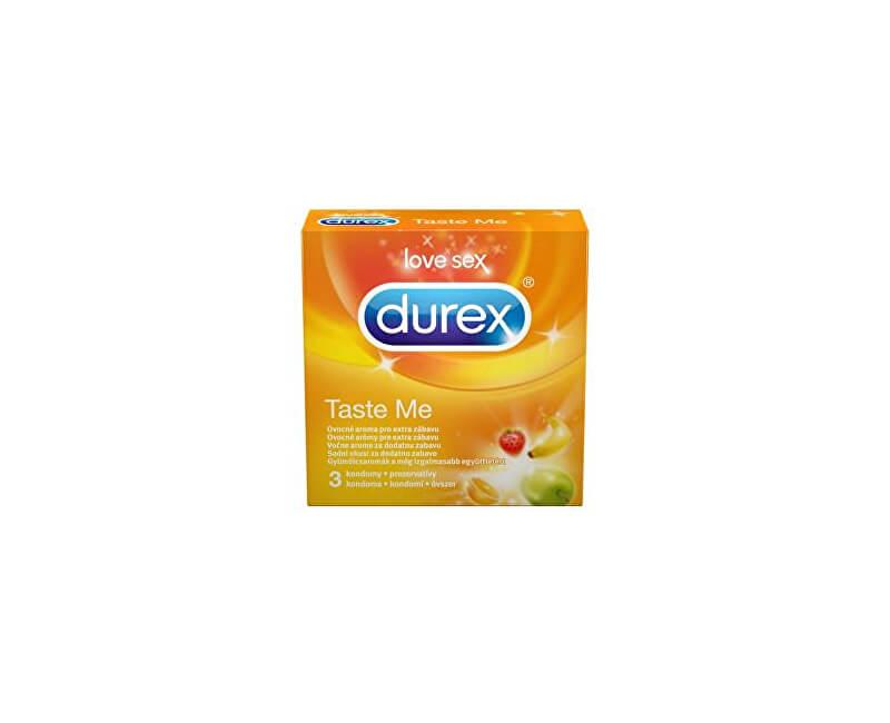 Durex Kondomy Taste Me