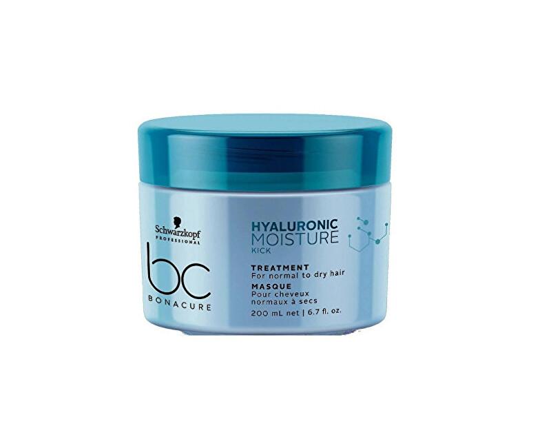 Schwarzkopf Professional Kúra pro normální a suché vlasy BC Bonacure  Moisture Kick (Treatment) 2a04e8c8274