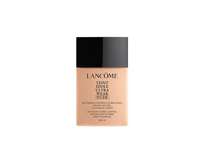 Lancôme Lehký matující make-up SPF 19 (Teint Idole Ultra Wear Nude) 40 ml
