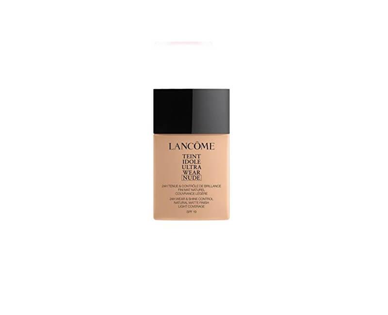 Lancôme Lehký matující make-up SPF 19 (Teint Idole Ultra Wear Nude) 40 ml