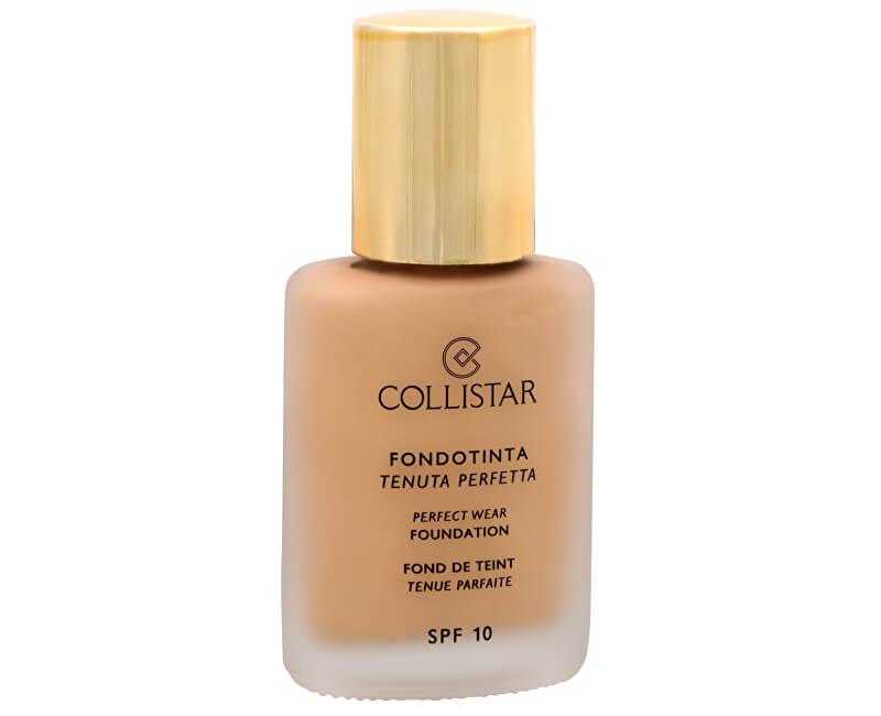 Collistar Make-up pro perfektní vzhled SPF 10 (Perfect Wear Foundation) 30 ml