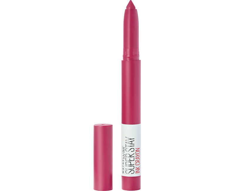 Maybelline Ruj Pentru Buze In Creion Super Stay Ink Crayon