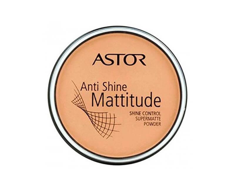 Astor Matující pudr Anti Shine Mattitude (Shine Control Supermatte Powder) 14 g