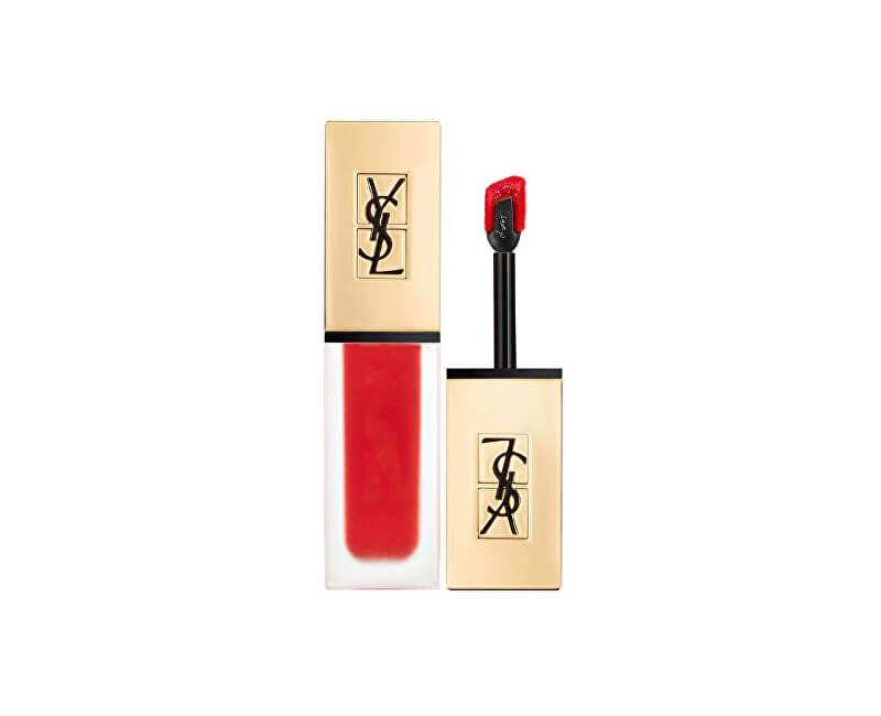 Yves Saint Laurent Matující tekutá rtěnka Tatouage Couture (Lipstick) 6 ml