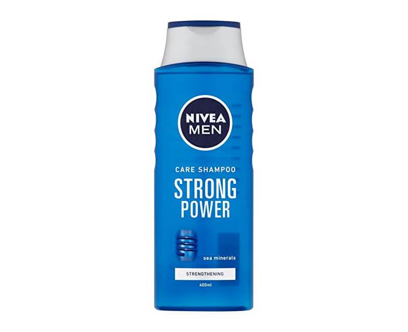 Nivea Šampon pro muže Strong Power
