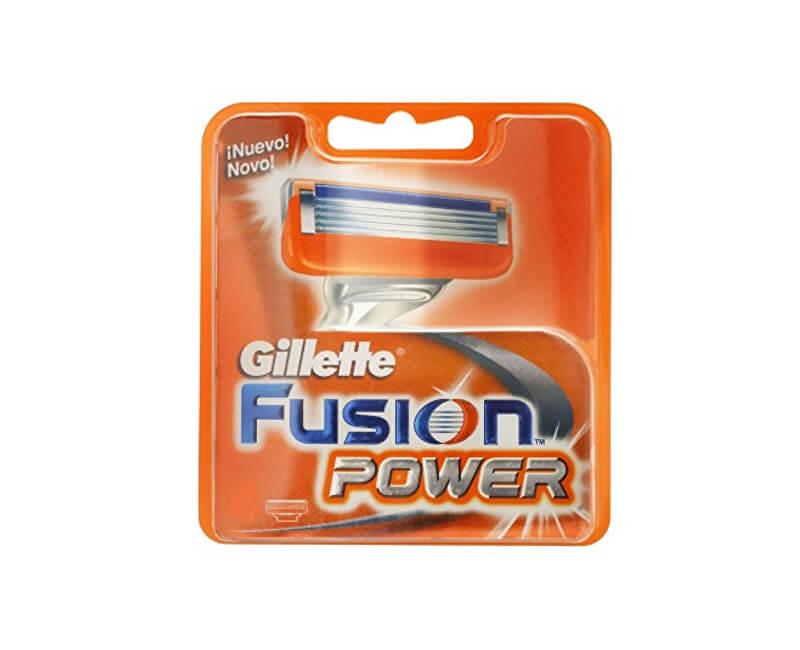 Gillette Náhradní hlavice Gillette Fusion Power