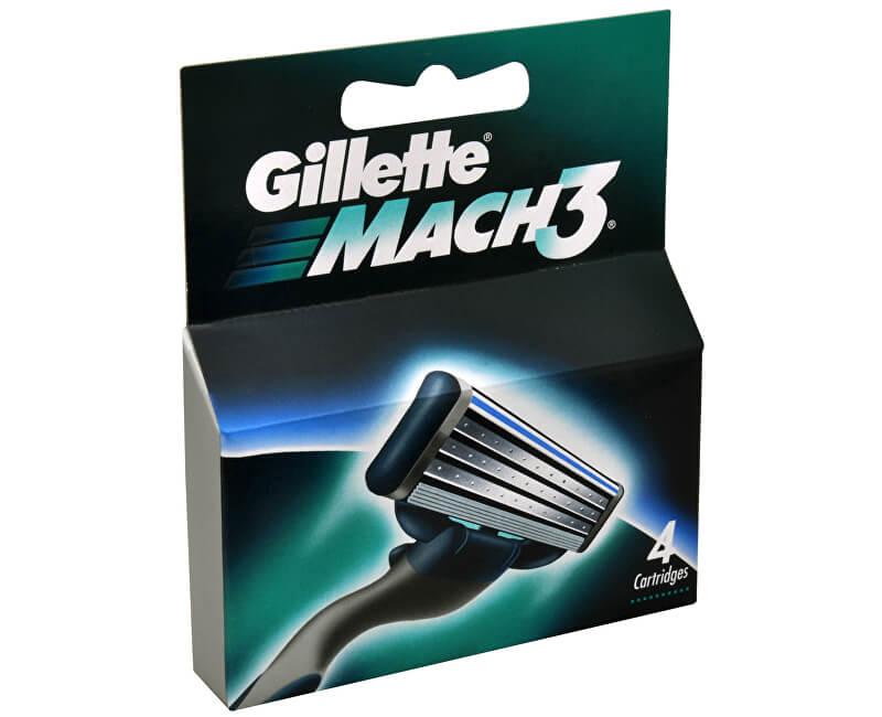 Gillette Náhradní hlavice Gillette Mach3