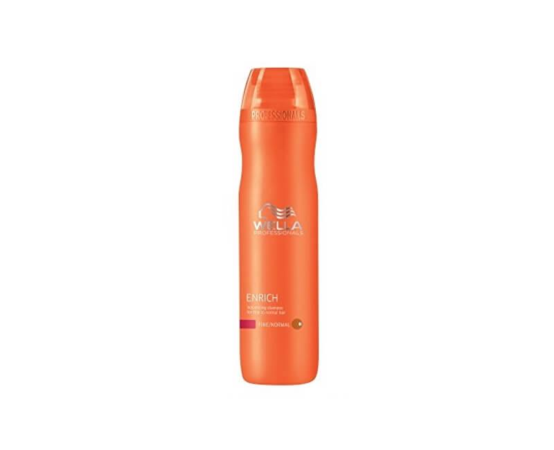 Wella Professionals Objemový šampon pro jemné až normální vlasy Enrich (Volumizing Shampoo For Fine/Normal Hair)