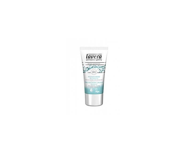 Lavera Ochranný krém Basis Sensitiv 50 ml