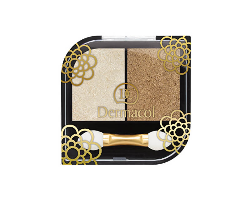 Dermacol Oční stíny Duo (Eye Shadow) 0,5 g