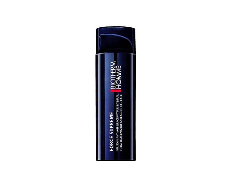 Biotherm Omlazující gel pro muže Force Supreme Gel (Total Reactivator Anti-Aging Gel Care)